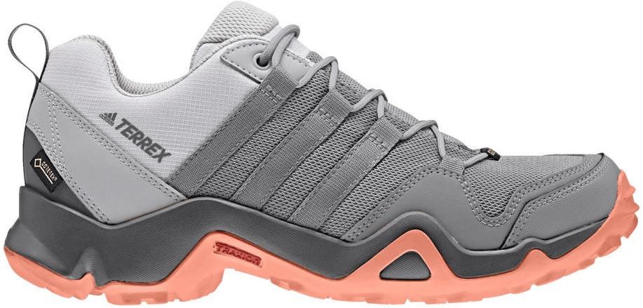 Image of Adidas Terrex AX2R GTX W grey three/grey three/chalk coral