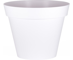 Pot rond Toscane XXL Matcha EDA Plastiques 100x79.5cm 356L