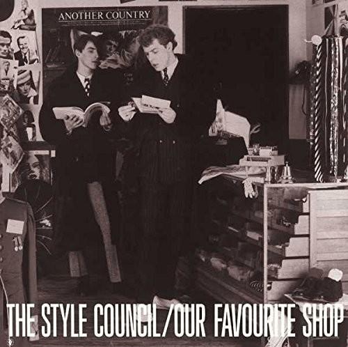 the Style Council - Our Favourite Shop (vinyl)