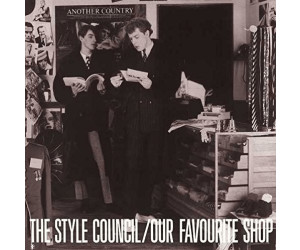the Style Council , Our Favourite Shop (vinyl) au meilleur