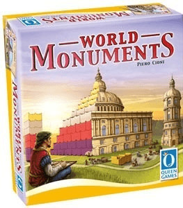 Queen Games World Monuments (10261)