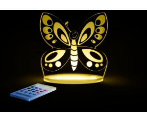 Image of Aloka Sleepy Lights Butterfly Nightlight