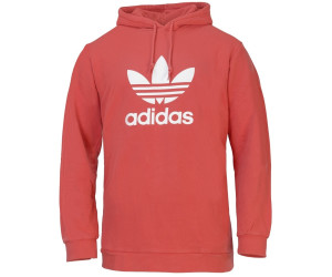 Details about adidas ORIGINALS TREFOIL OVERHEAD HOODIE PINK PULLOVER MEN'S XS S M L XL HOODED