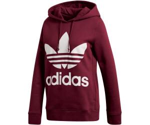 100% top quality exquisite design hot sales Buy Adidas Originals Trefoil Hoodie Women from £29.62 (Today ...