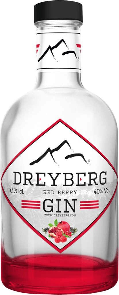 Dreyberg Red Berry Gin 0,7l 40%