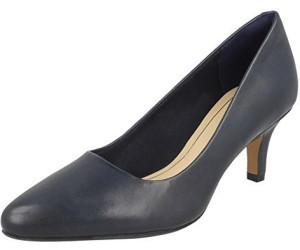 Clarks Damen Isidora Faye Pumps40 EUBlau (Navy Leather)
