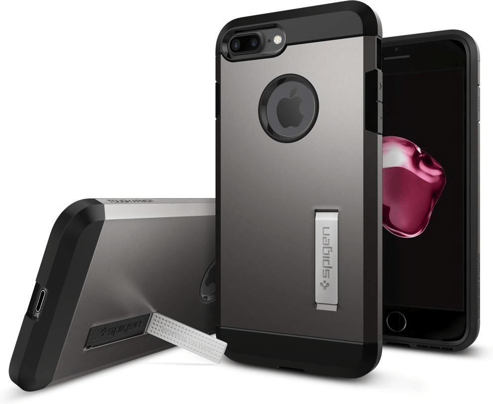 Spigen Case Tough Armor (iPhone 7 Plus) Gunmetal