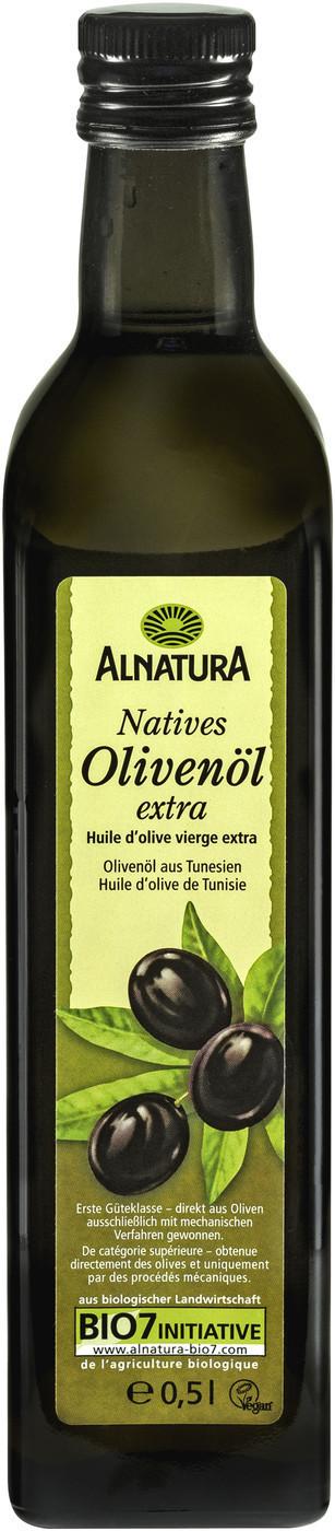 Alnatura Natives Olivenöl extra 500 ml