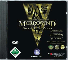 The Elder Scrolls III: Morrowind - Game of the ...
