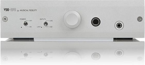 Musical Fidelity V90-HPA (silber)
