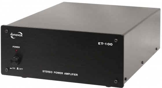 Image of Dynavox ET-100 (black)