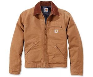 Carhartt Duck Detroit Jacket Blanket Lined a € 81,56