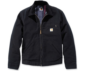 carhartt jacke duck detroit jacket brown