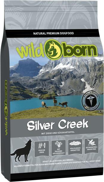 Wildborn Silver Creek Trockenfutter (2 kg)
