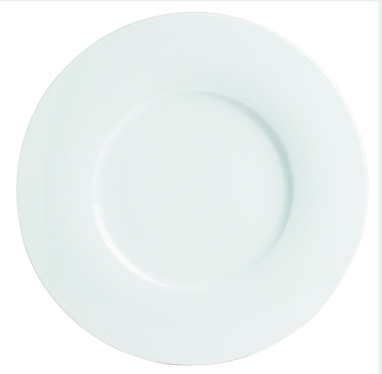 Kahla Diner Platzteller 31 cm weiß