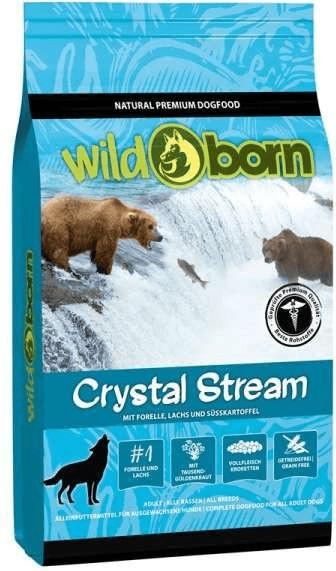 Wildborn Crystal Stream mit Forelle & Lachs (2 kg)