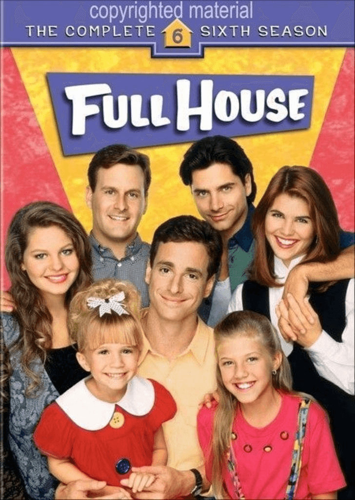 Full House : Complete Season 6 [DVD]