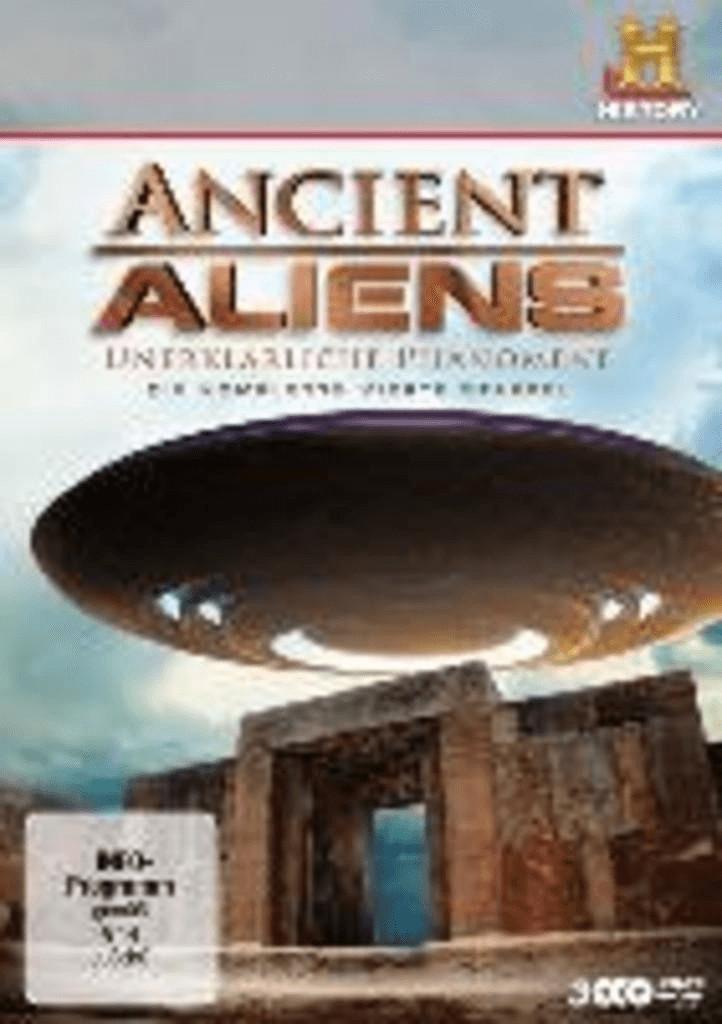 Ancient Aliens - Unerklärliche Phänomene [DVD]