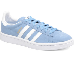 3acaa53634fa Buy Adidas Campus J ash blue footwear white from £43.63 – Best Deals ...