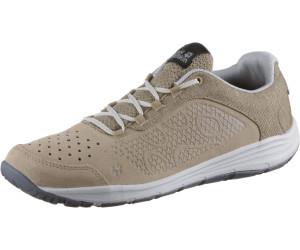 Jack Wolfskin Seven Wonders Low W, Damen Sneaker, Beige (Sand Dune), 42 EU (8 UK)