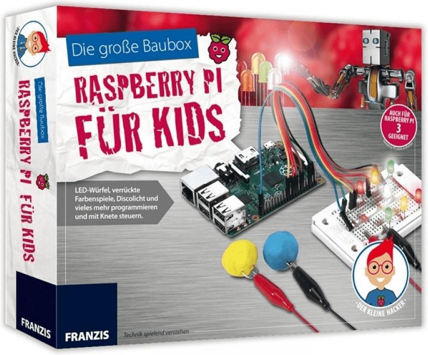 Franzis Die große Baubox: Raspberry Pi für Kids