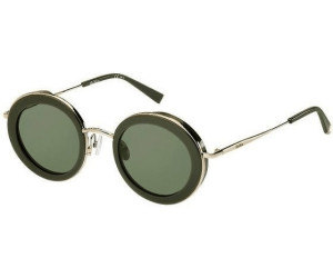 Max Mara Damen Sonnenbrille » MM EILEEN«, grün, 1ED/QT - grün/grün