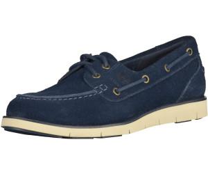 Timberland Lakeville 2-Eye Boat Shoe Suede Blau, Damen EU 40 - Farbe Black Iris %SALE 35% Damen Black Iris, Größe 40 - Blau