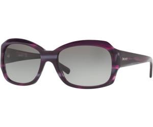 DKNY Damen Sonnenbrille » DY4048«, lila, 342413 - lila/braun