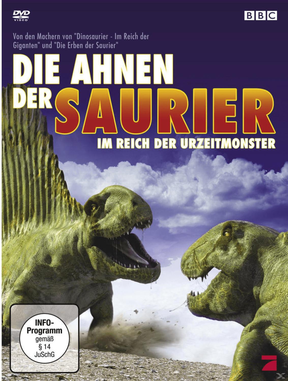 Die Ahnen der Saurier - Im Reich der Urzeitmons...