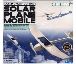 Image of 4M Eco-Engineering Solar Plane Mobile
