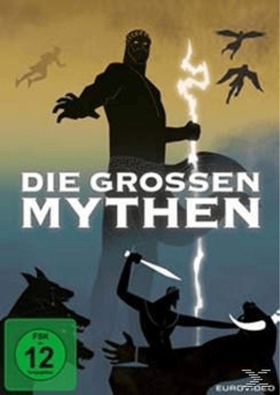 Die großen Mythen [DVD]