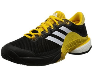 Buy Adidas Barricade 2017 core black ftwr white eqt yellow from ... 75c226b04