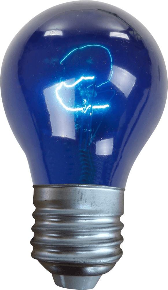 Globo 25W E27 blau (3400L3)