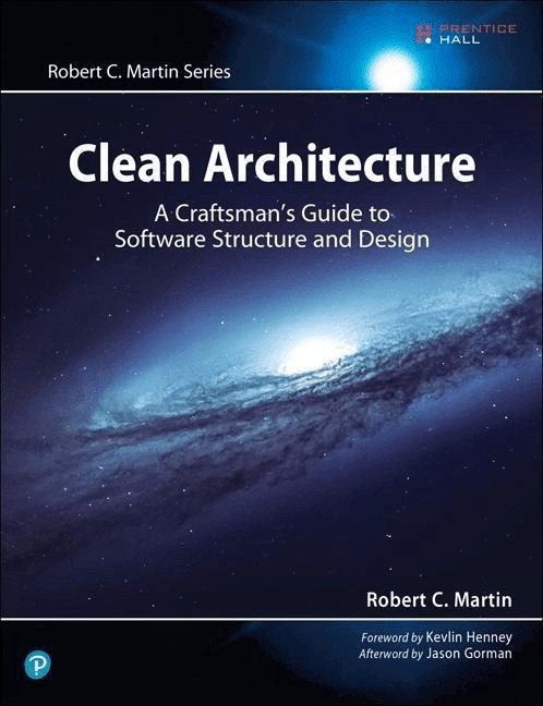 Clean Architecture A Craftsman´s Guide to Software Structure and Design (Robert C. Martin) [Taschenbuch]