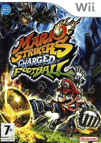Image of Mario Strikers Charged Football (Wii)