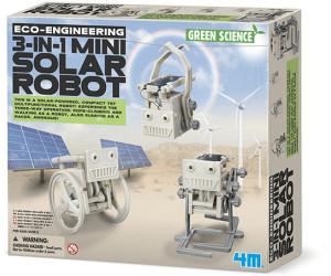Image of 4M 3-in-1 Mini Solar Robot