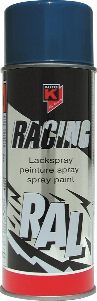 Kwasny Lackspray Racing 400 ml Enzianblau RAL 5010