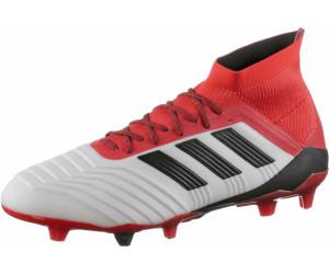 Adidas Predator 18.1 FG footwear white core black real coral desde ... 9f7c49108a603