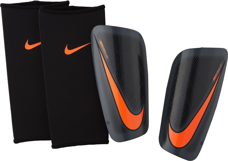 Nike Mercurial Lite dark grey/black/total orange