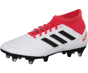 COPA 18.3 SG - Fußballschuh Stollen - core black/footwear white/real coral KBvUqWO2