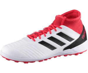COPA TANGO 18.3 TF - Fußballschuh Multinocken - core black/white/real coral