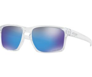 Oakley Sliver Polished Clear prizm sapphire Herren Gr. Uni mYEOoCxE8E