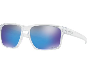e2db723f5a Buy Oakley Sliver OO9262-4757 (polished clear prizm sapphire) from ...
