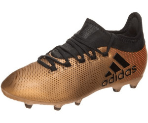 df857065950d Buy Adidas X 17.1 FG Jr tactile gold metallic core black solar red ...