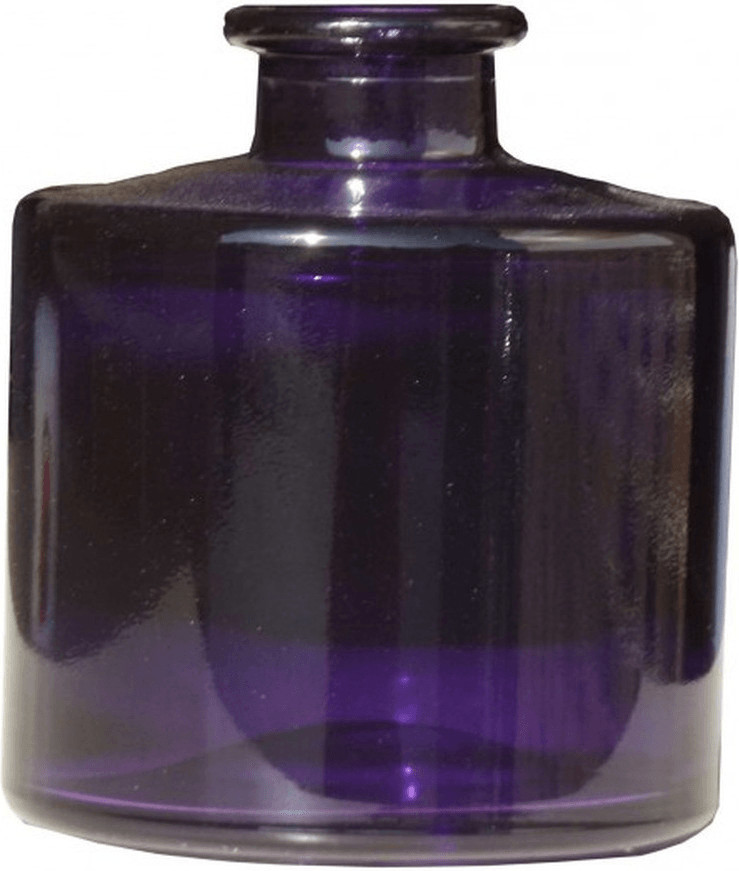 Fa.ars Flaschenvase 10cm lila