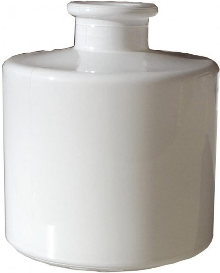 Fa.ars Flaschenvase 10cm weiß