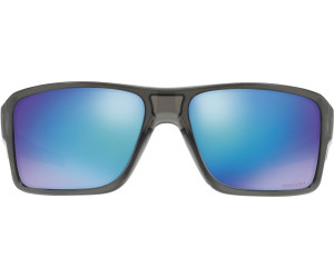 Oakley Double Edge Grey Smoke prizm sapphire polarized Herren Gr. Uni bkOqZ2rn