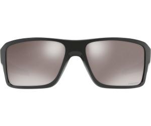 Oakley Herren Sonnenbrille »DOUBLE EDGE OO9380«, schwarz, 938008 - schwarz/schwarz