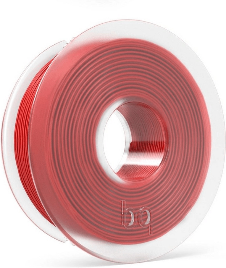 Image of bq PLA Filament red (8434663008066)