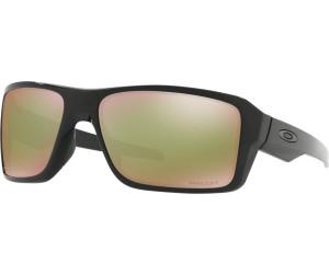 Oakley Double Edge Prizm Polarized Sonnenbrille Schwarz/Orange ShXKOu3wIm